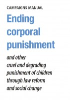 Ending Corporal Punishment, manual for professionals