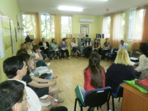 Consumers' Council in the Centers for Public Support in Sofia