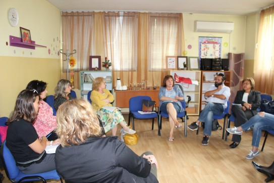 EXPERT GROUP DISCUSSES ON METHODOLOGY FOR WORKING WITH YOUNG PEOPLE LEAVING ALTERNATIVE CARE